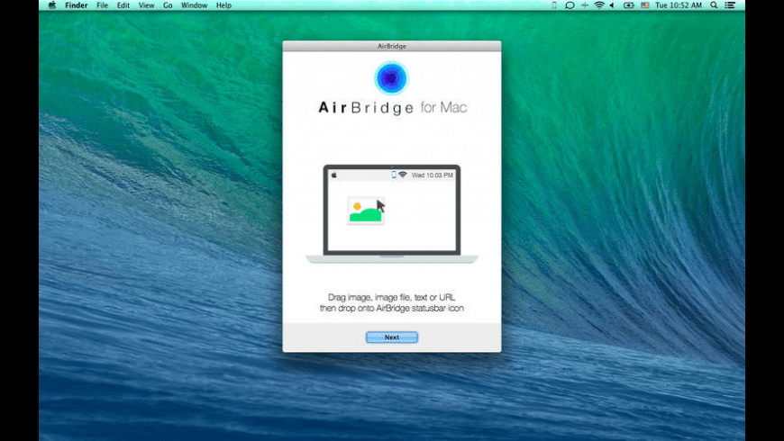 AirBridge for Mac - review, screenshots