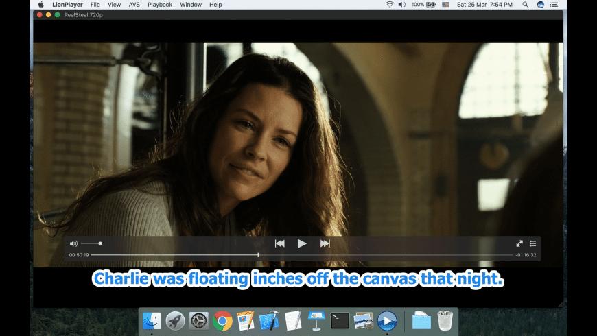 LionPlayer for Mac - review, screenshots