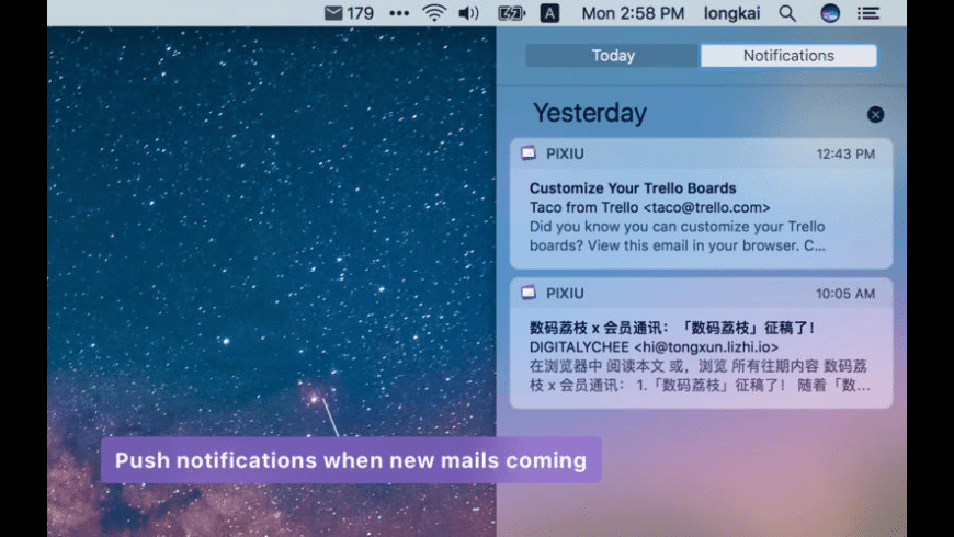 Pixiu for Mac - review, screenshots
