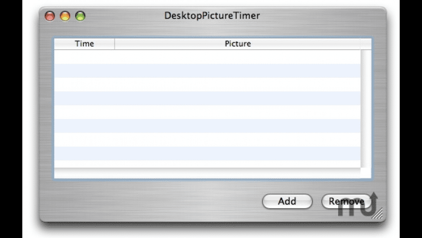DesktopPictureTimer for Mac - review, screenshots