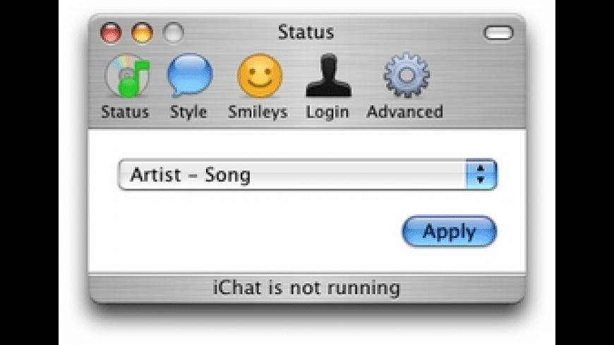 iChat Extender for Mac - review, screenshots