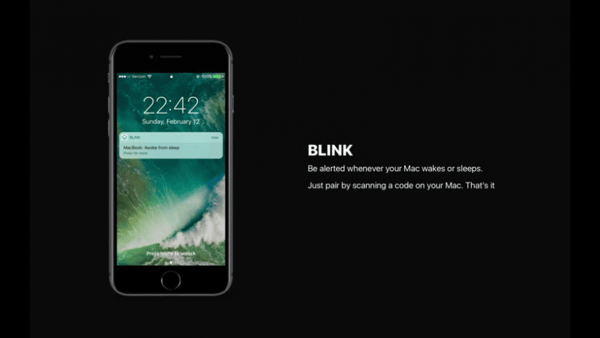 Blink for Mac - review, screenshots