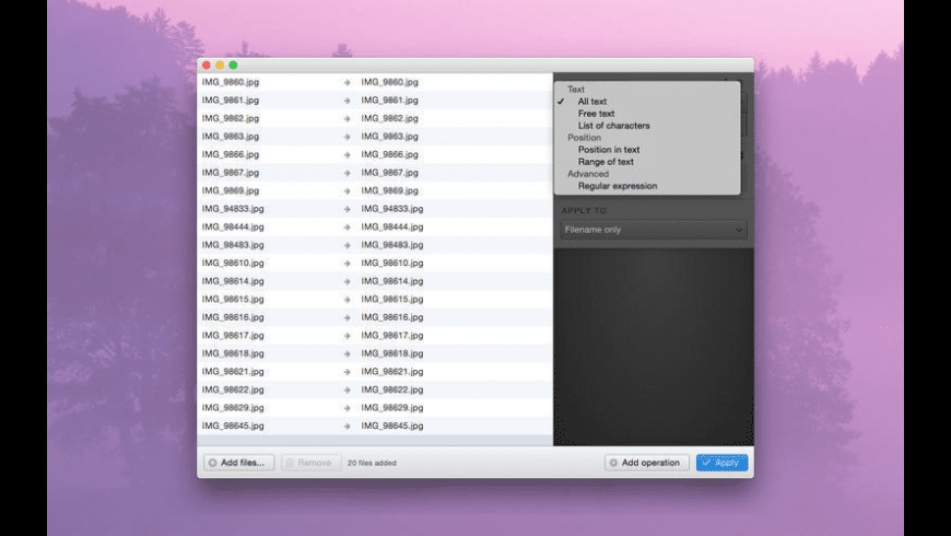 Namagic for Mac - review, screenshots