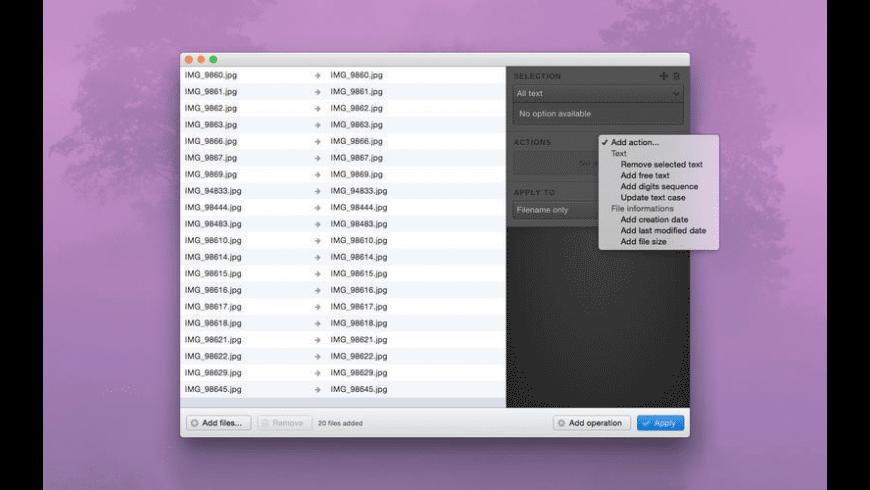 Namagic for Mac - review, screenshots