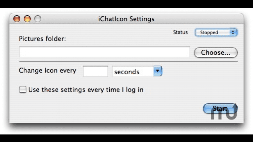 iChatIcon for Mac - review, screenshots