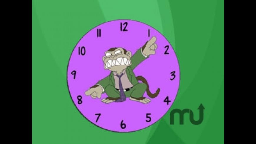 Evil Monkey Clock for Mac - review, screenshots
