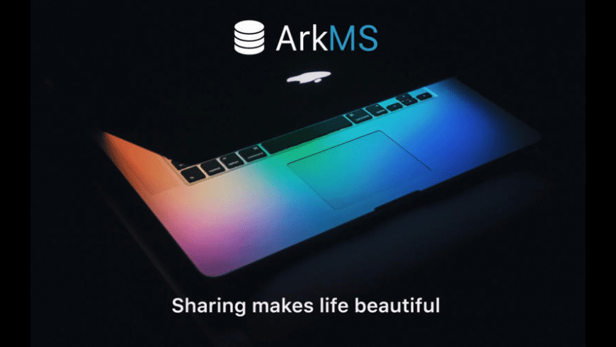 ArkMS for Mac - review, screenshots