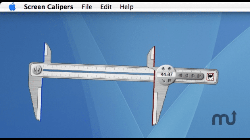 Screen Calipers for Mac - review, screenshots