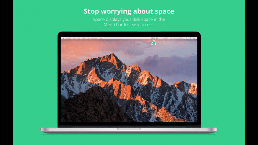 Space for Mac - review, screenshots