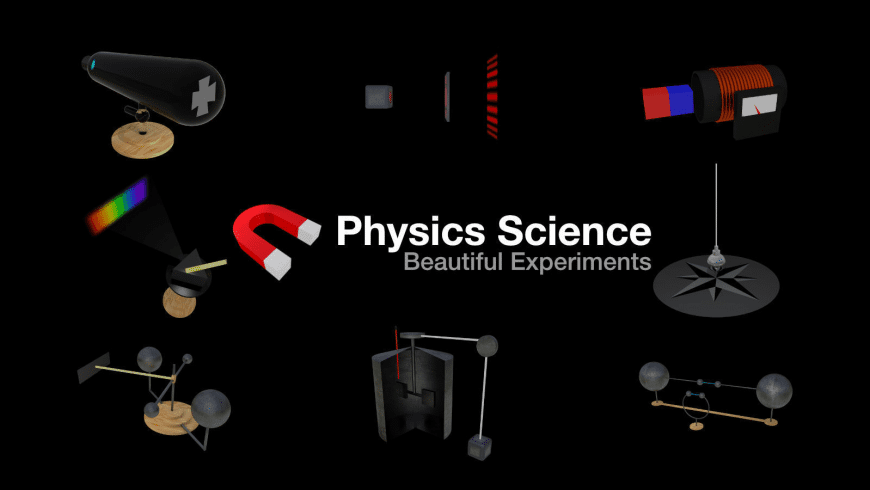 Physics Science for Mac - review, screenshots