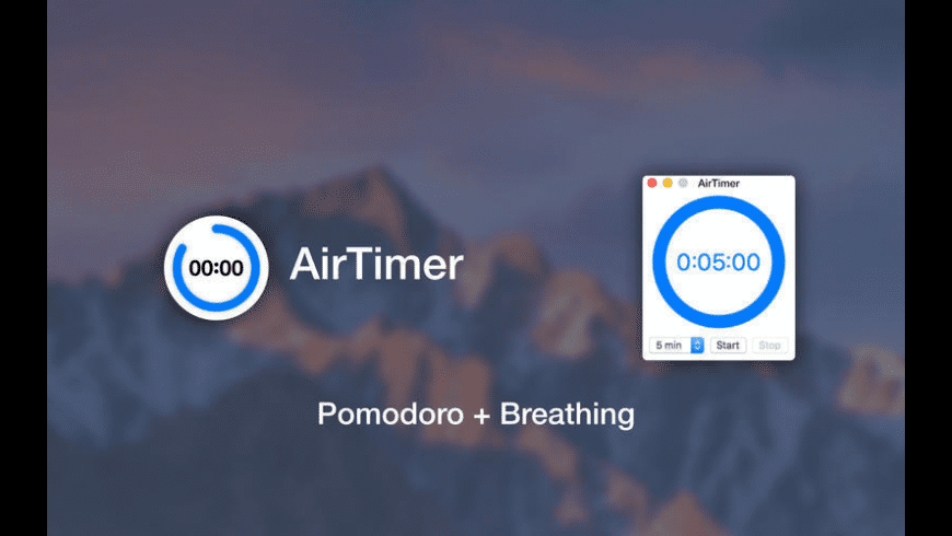 AirTimer Pro for Mac - review, screenshots