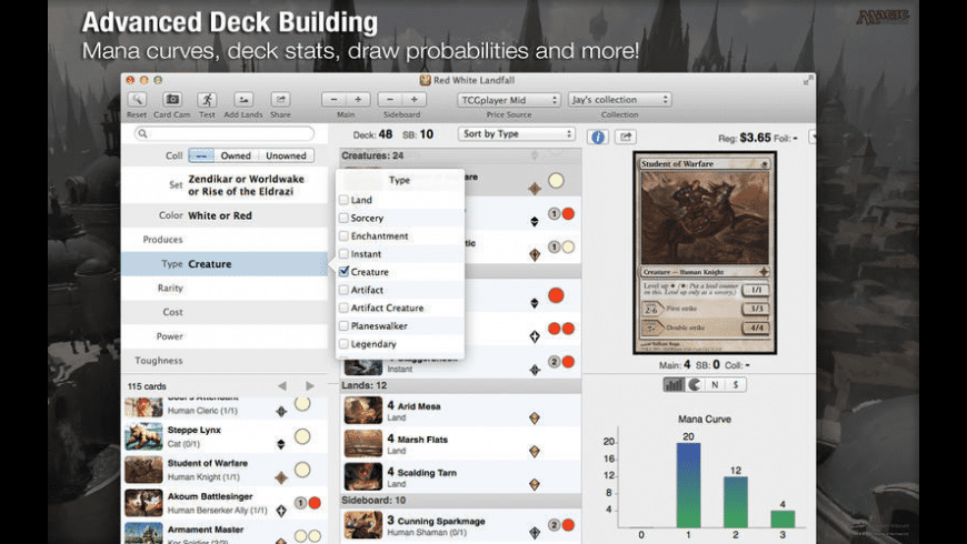Decked Builder for Mac - review, screenshots