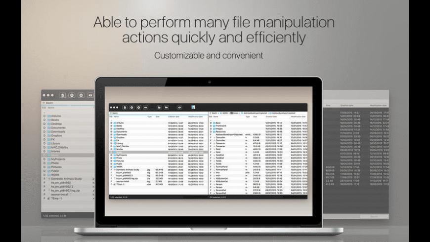 MaCommander for Mac - review, screenshots