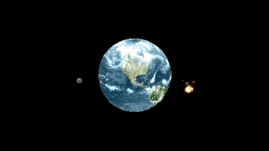 EarthComet for Mac - review, screenshots