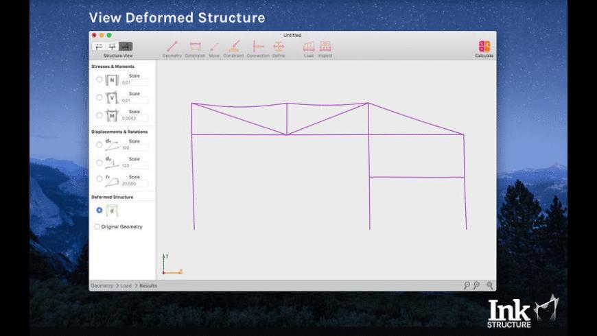 InkStructure for Mac - review, screenshots
