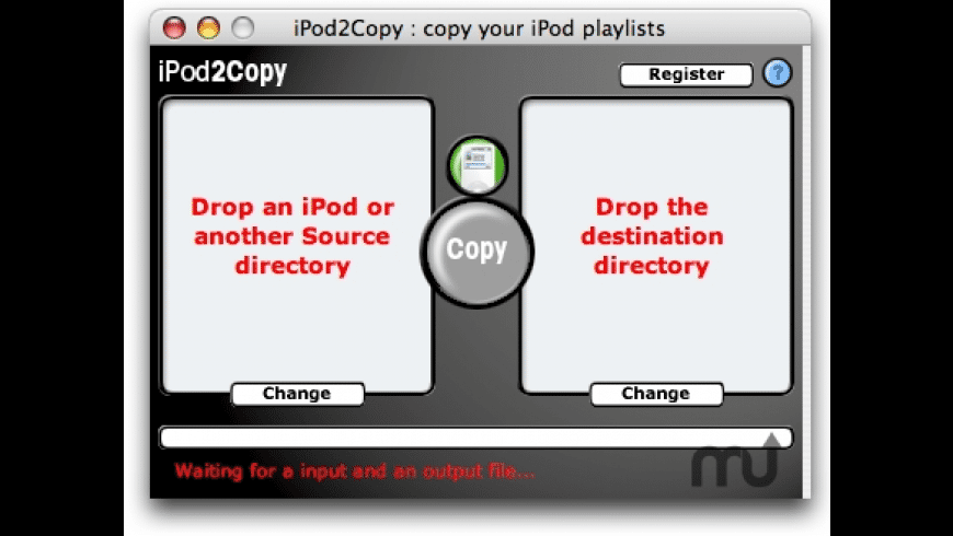 iPod2Copy for Mac - review, screenshots