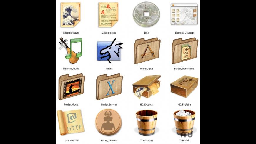 Samurai for Mac - review, screenshots