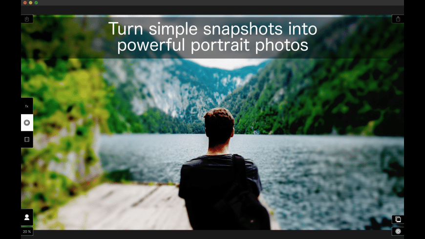 Portraits for Mac - review, screenshots