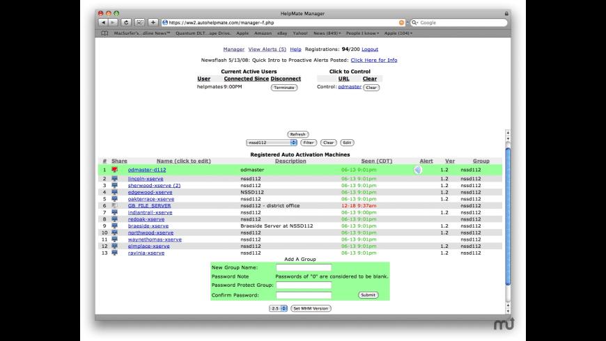 Mac HelpMate for Mac - review, screenshots