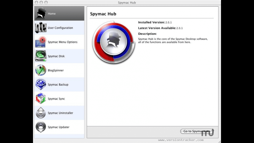Spymac Hub for Mac - review, screenshots