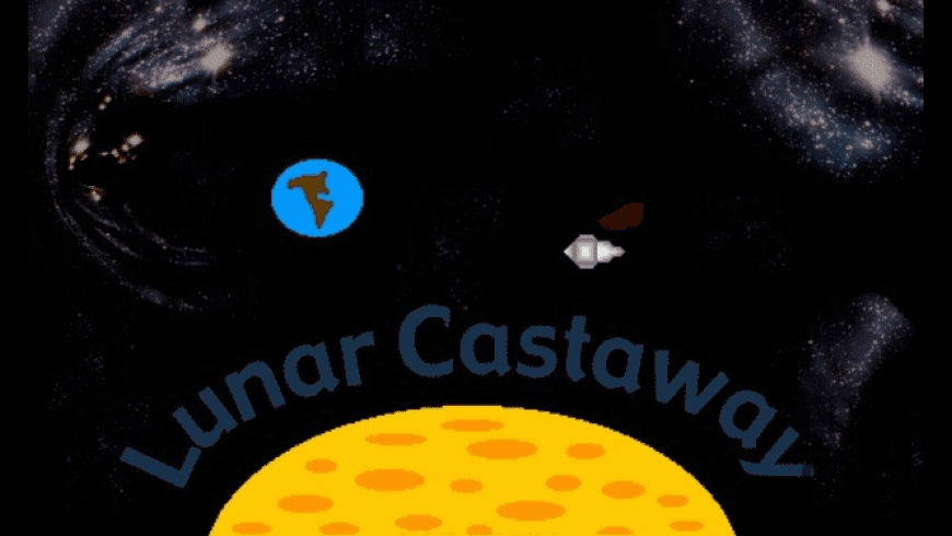 Lunar Castaway for Mac - review, screenshots