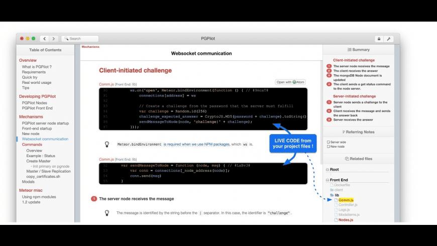Code Story for Mac - review, screenshots