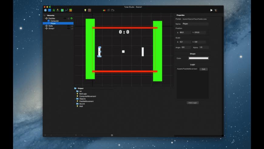 Tulee Studio for Mac - review, screenshots