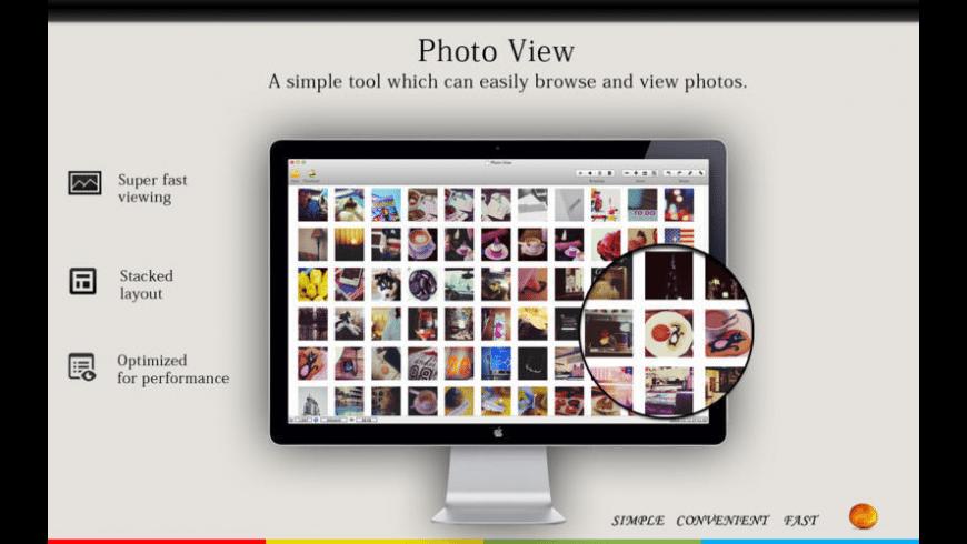 Photo View for Mac - review, screenshots
