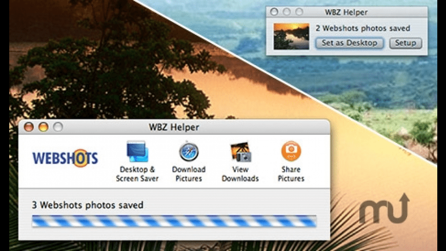 WBZ Helper for Mac - review, screenshots