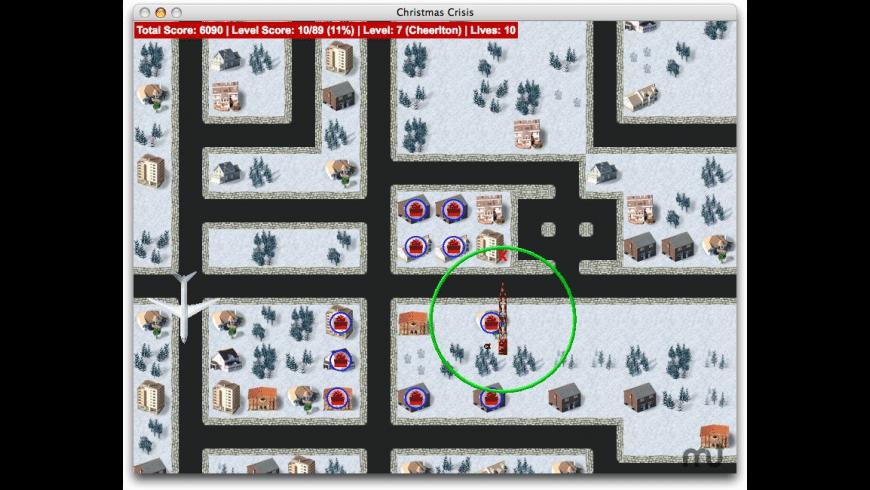 Christmas Crisis for Mac - review, screenshots