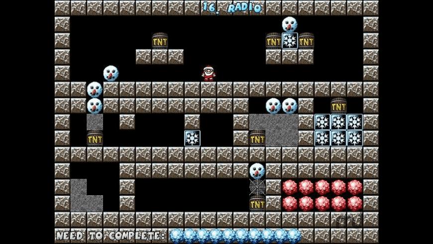 Crystal Cave Christmas Treasures for Mac - review, screenshots