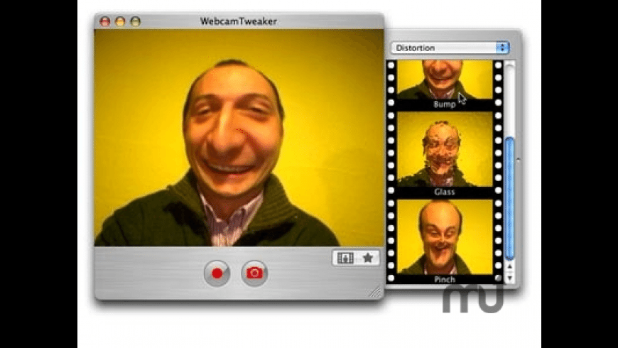 WebcamTweaker for Mac - review, screenshots