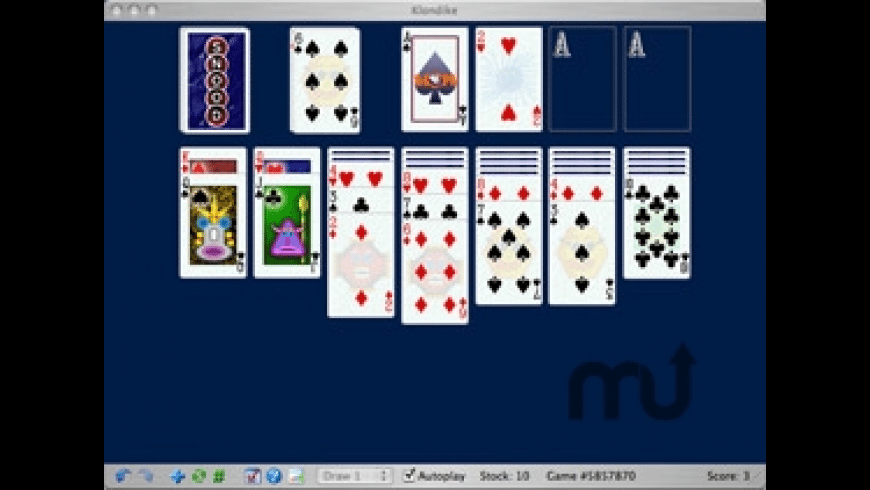 Snood Solitaire for Mac - review, screenshots