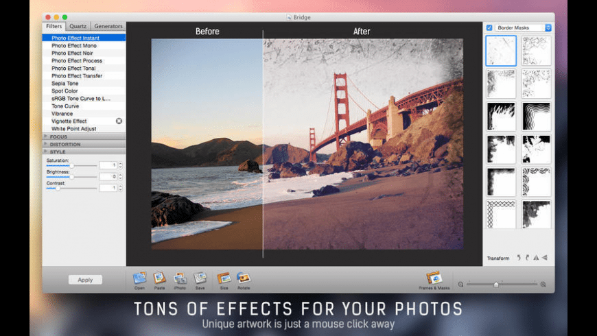 Image Tricks Pro for Mac - review, screenshots