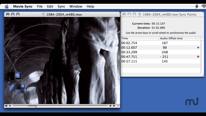 Movie Sync for Mac - review, screenshots