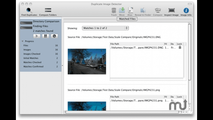 Duplicate Image Detector for Mac - review, screenshots