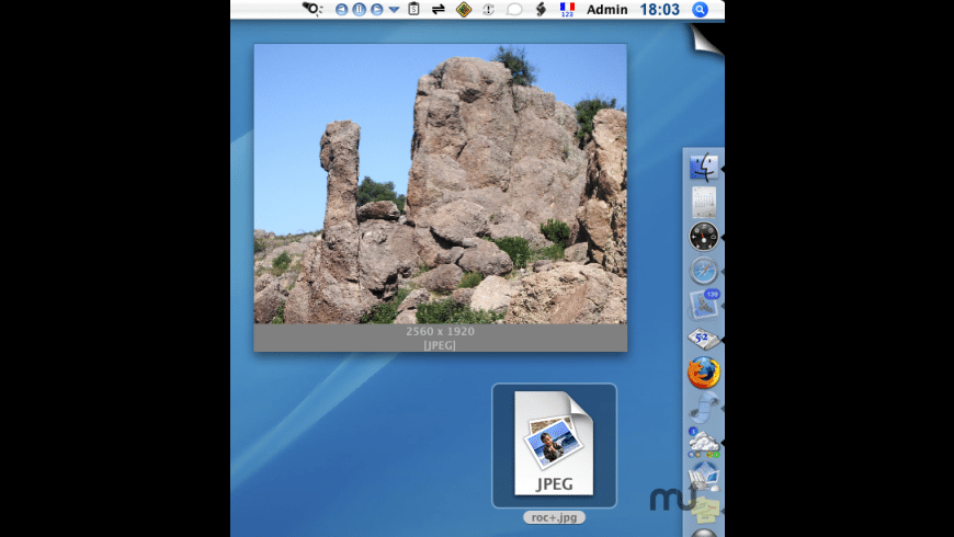 MilkyWay for Mac - review, screenshots