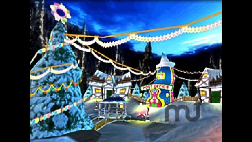 Christmas Village Screen Saver for Mac - review, screenshots