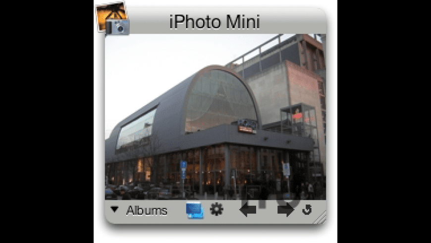 iPhoto Mini for Mac - review, screenshots