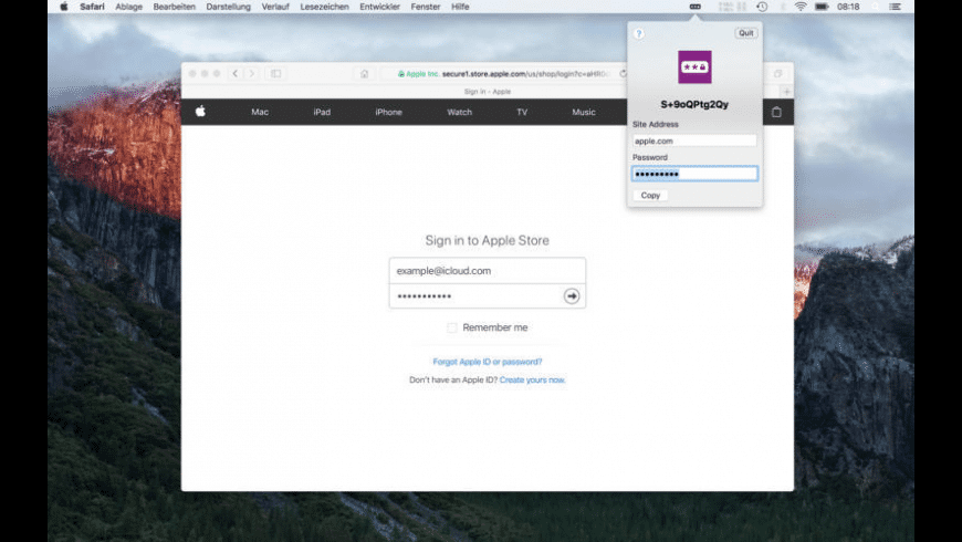 Hashr for Mac - review, screenshots