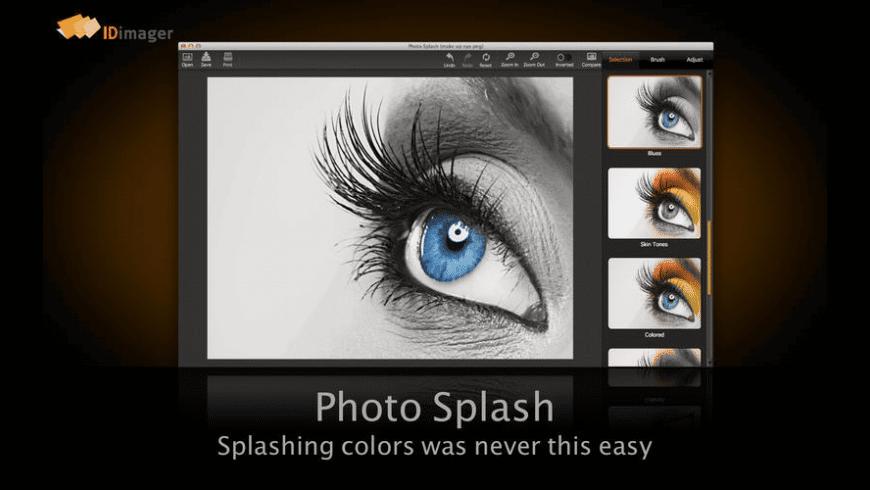 Photo Splash for Mac - review, screenshots