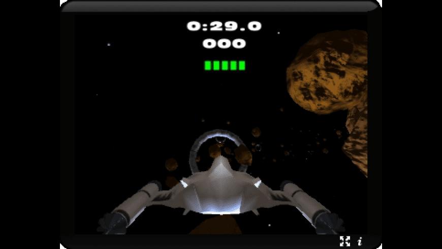 Asteroid Run for Mac - review, screenshots