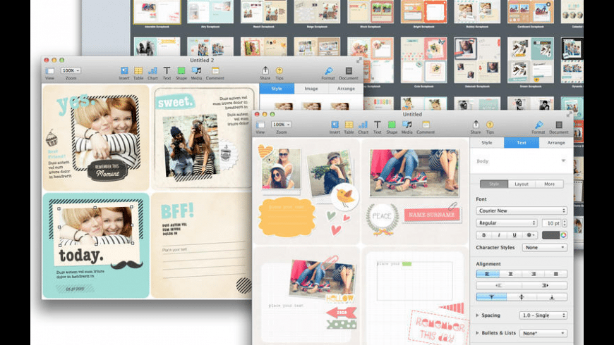 Set for iWork for Mac - review, screenshots