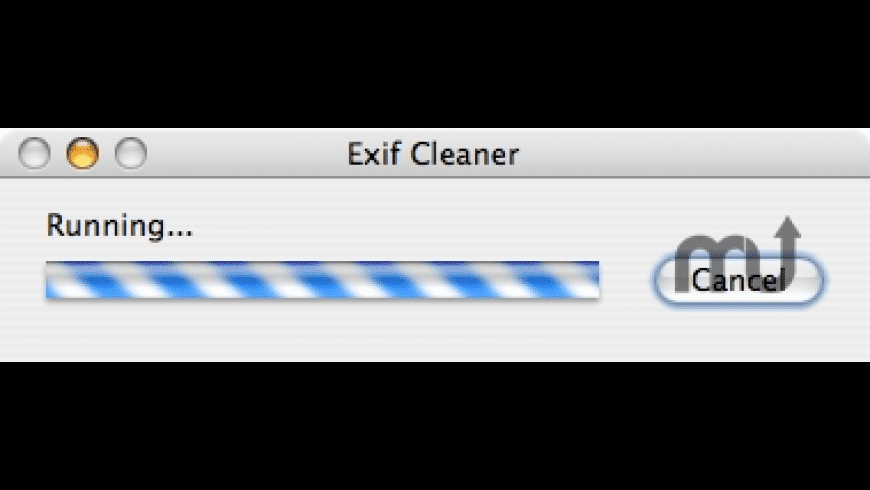 iPhoto Exif Cleaner for Mac - review, screenshots