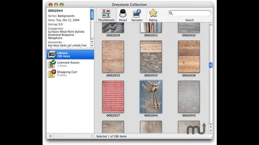 StockLib for Mac - review, screenshots