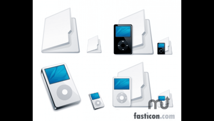 iPod Folders for Mac - review, screenshots