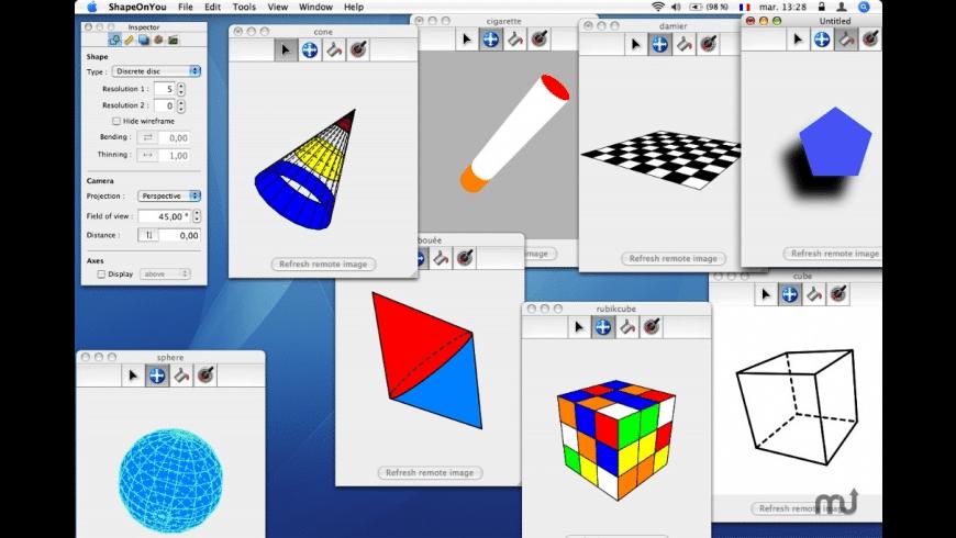 ShapeOnYou for Mac - review, screenshots