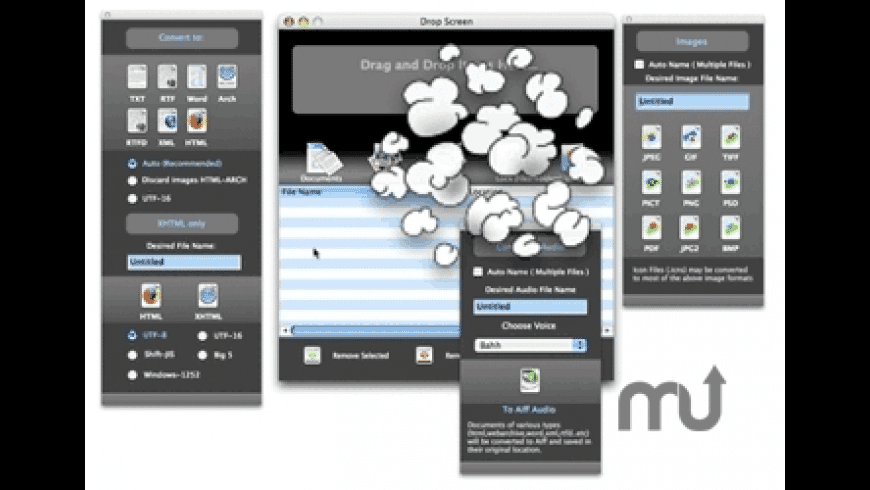 AlienConverter for Mac - review, screenshots