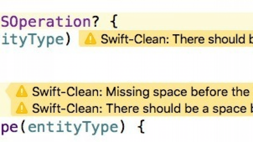 Swift-Clean for Mac - review, screenshots