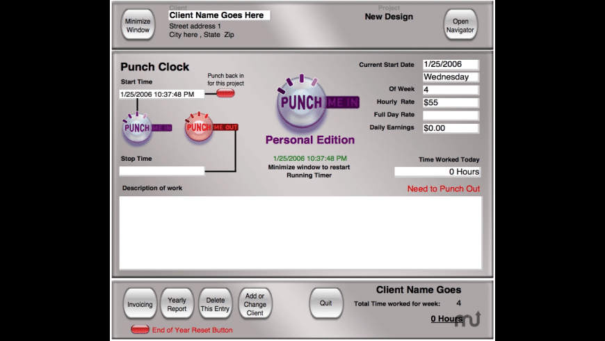 Punch Me In for Mac - review, screenshots
